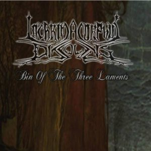 Lachrima Corphus Dissolvens - Bin of the Three Laments cover art