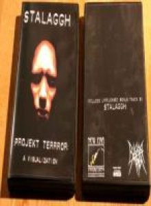Stalaggh - Projekt Terrror - a Visualization cover art