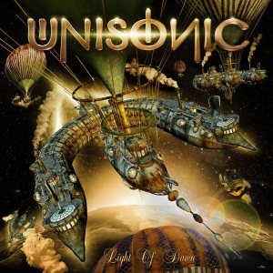 Unisonic - Light of Dawn cover art