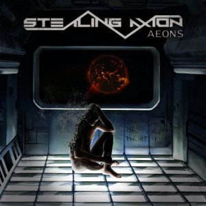Stealing Axion - Aeons cover art