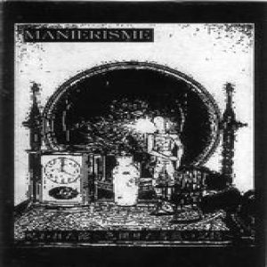 Manierisme - Cursed Palace - Memory of Roses Faded Away cover art