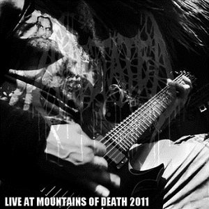 Amputated - Live at Mountains of Death 2011 cover art