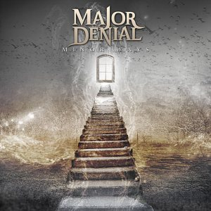 Major Denial - Minor Ways cover art