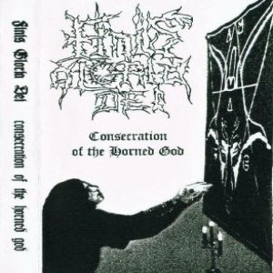 Finis Gloria Dei - Consecration of the Horned God cover art