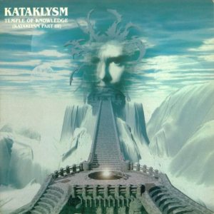Kataklysm - Temple of Knowledge (Kataklysm Part III) cover art