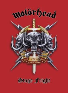 Motorhead - Stage Fright cover art