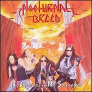 Nocturnal Breed - No Retreat...No Surrender cover art