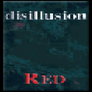 Disillusion - Red cover art