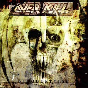 Overkill - Bloodletting cover art