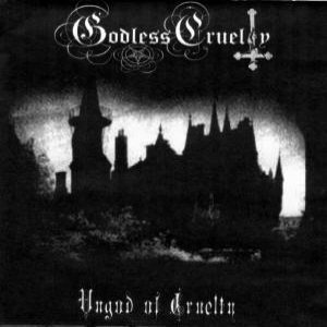 Godless Cruelty - Ungod of Cruelty cover art