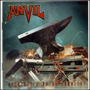 Anvil - Absolutely No Alternative cover art