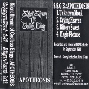 Silent Stream of Godless Elegy - Apotheosis cover art