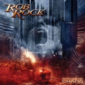 Rob Rock - Garden of Chaos cover art