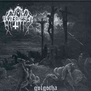 Kapein - Golgotha cover art