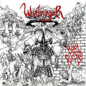 Warbringer - Born of the Ruins cover art