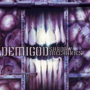 Demigod - Shadow Mechanics cover art