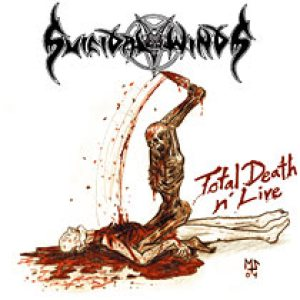 Suicidal Winds - Total Death 'N Live cover art