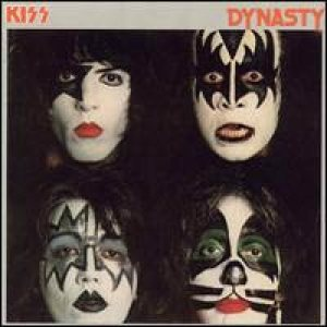 Kiss - Dynasty cover art
