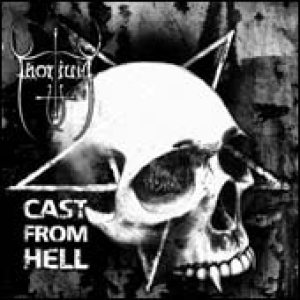 Thorium - Cast From Hell cover art