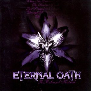 Eternal Oath - Re-Released Hatred cover art