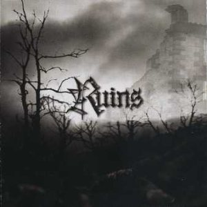 Ruins - Atom and Time cover art