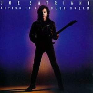 Joe Satriani - Flying in a Blue Dream cover art