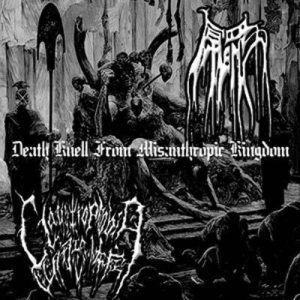 Original Sin - Death Knell From Misanthropic Kingdom cover art