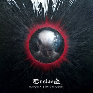 Enslaved - Axioma Ethica Odini cover art
