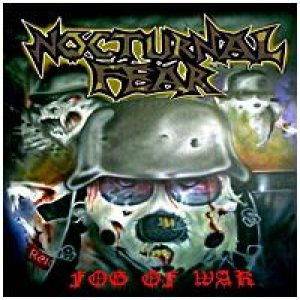 Nocturnal Fear - Fog of War cover art