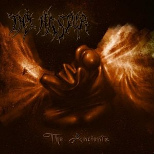 Thy Hastur - The Ancients cover art