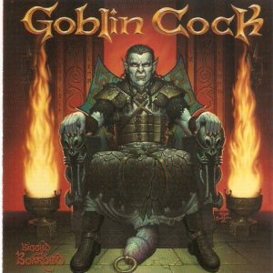 Goblin Cock - Bagged and Boarded cover art