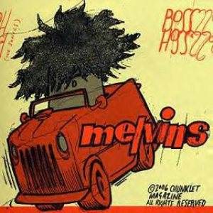 Melvins - Melvins / Patton Oswalt cover art