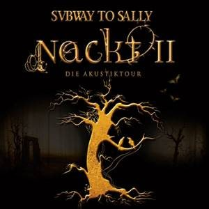 Subway to Sally - Nackt II cover art