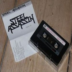 Steel Assassin - Demo 1984 cover art