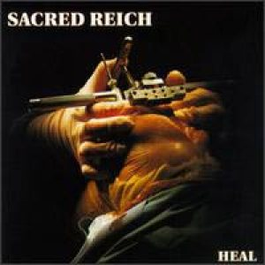 Sacred Reich - Heal cover art
