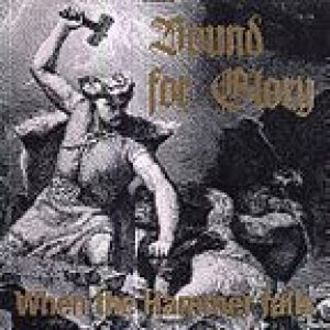 Bound for Glory - When the Hammer Falls cover art