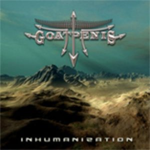 GoatPenis - Inhumanization cover art