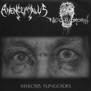 Necromorph - Mykosis Fungoides cover art