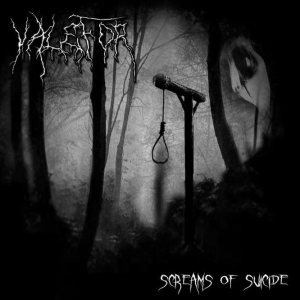 Valefor - Screams of Suicide cover art