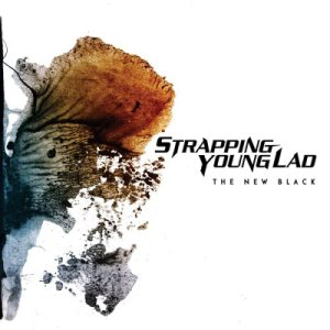Strapping Young Lad - The New Black cover art
