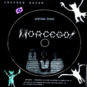 Morcegos - Audible Noise cover art
