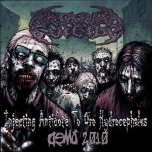 Aktarma Suicide - Injecting Antidote to Oro Hydrocephalus cover art