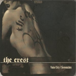 The Crest - Vain City Chronicles cover art