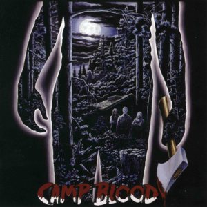 Bile - Camp Blood cover art