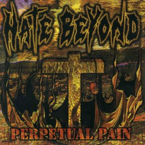 Hate Beyond - Perpetual Pain cover art