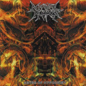 Mental Horror - Abyss of Hypocrisy cover art