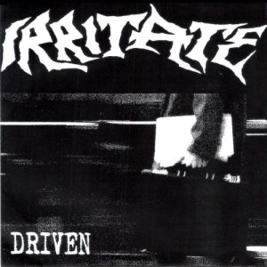Irritate - Driven cover art