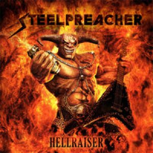 Steelpreacher - Hellraiser cover art