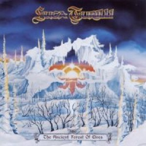 Luca Turilli - The Ancient Forest of Elves cover art