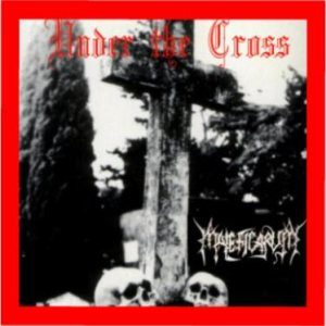 Maleficarum - Under the Cross cover art